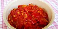 Resepi Sambal Padang/Minang Merah Asli