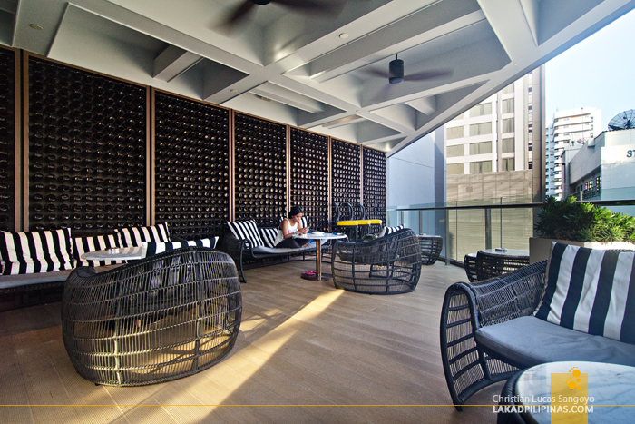 Hilton Sukhumvit Bangkok Executive Lounge