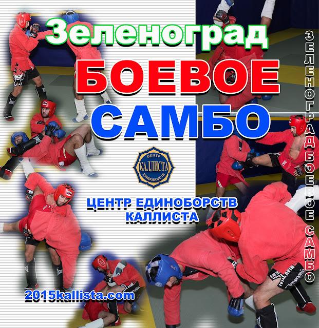Боевое самбо. Зеленоград. http://2015kallista.com/