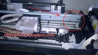 Printer Epson L120 Paper Jam