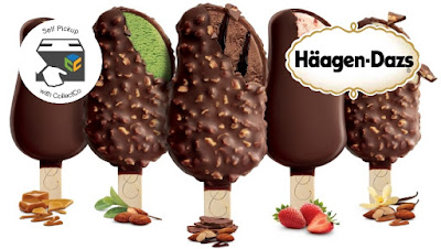 RM80 for RM100 Haagen Dazs Cash Voucher
