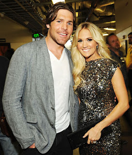 Mike Fisher Wife Carrie Underwood Pool