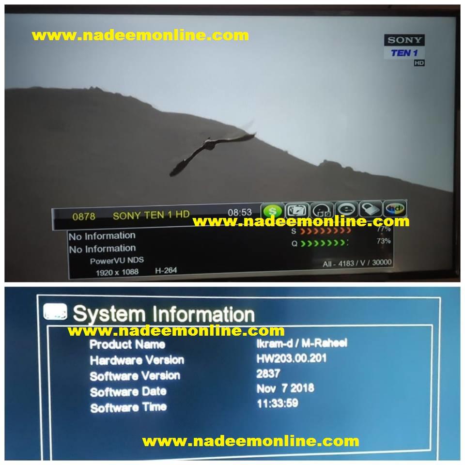 GX6605S HW203 00 016 CONVERT TO HW203 00 201 NEW AUTO ROLL POWER VU