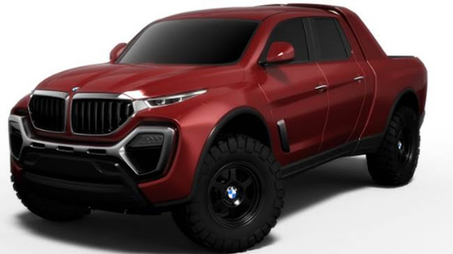 BMW Pickup Truck Concept Price