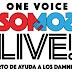 """Concierto benéfico """"One Voice: Somos Live!"""" se verá en más de 30 canales"""