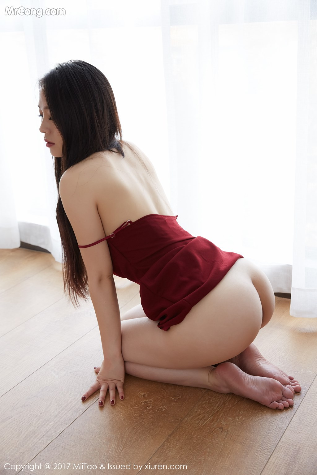 Image MiiTao-Vol.079-Yu-Wei-MrCong.com-011 in post MiiTao Vol.079: Người mẫu Yu Wei (雨薇) (54 ảnh)