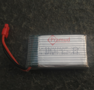 spesifikasi baterai drone syma x5hw - pramud