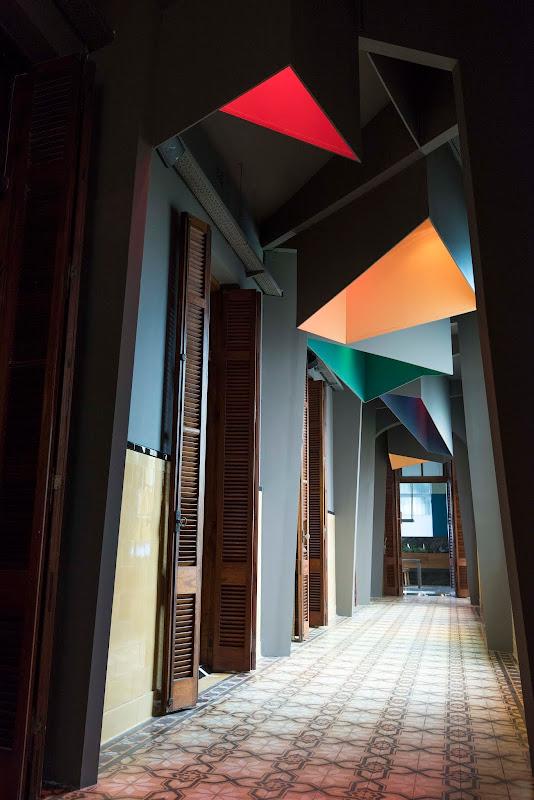 Casa FOA 2018: Espacio 5: Instalación - Javier García Gómez