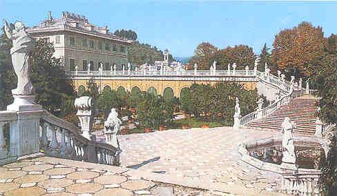 Villa Con Parco Savona Albissola Marina