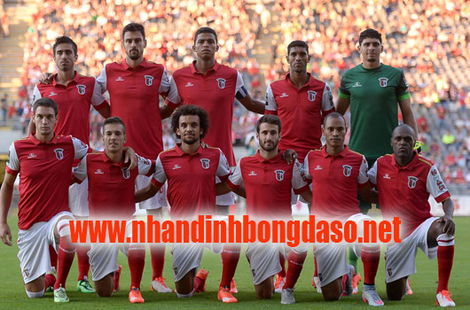 Aves vs Sporting Braga 1h00 ngày 16/1 www.nhandinhbongdaso.net