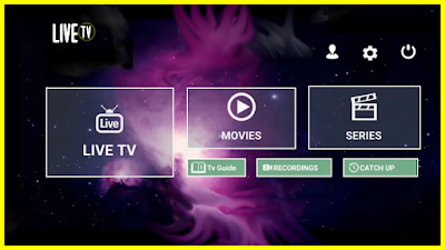 ITS EXCLUSIVE !! NEW IPTV APPLICATION WITH VOD,SPORT AND MORE