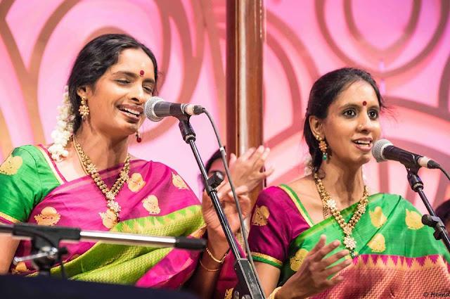Music Concert Rajani - Gayatri