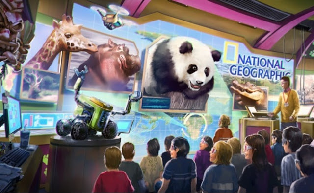 Niños, zoológicos, tecnologías,