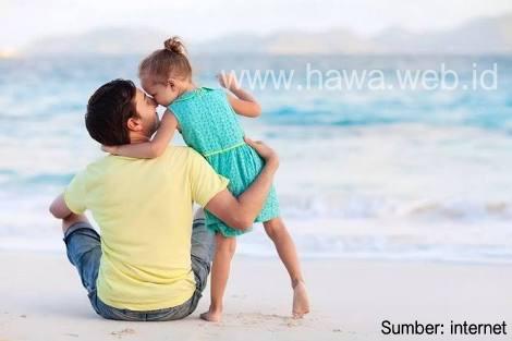 Inilah Saat Paling Menyedihkan Seorang Ayah Terhadap Putrinya