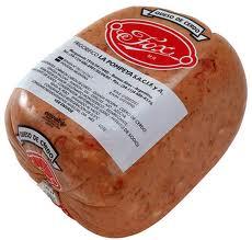Foto de un paquete de queso de chancho - Derivado del chancho