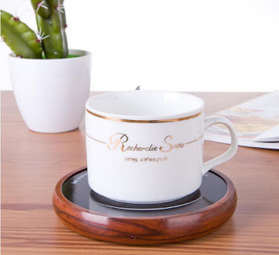 Ian Desktop Coffee Cup Warmer