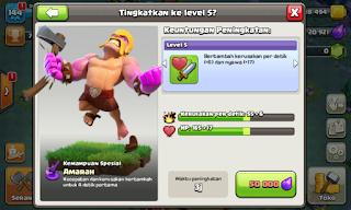 Update terbaru clash of clans apa aja yang baru??