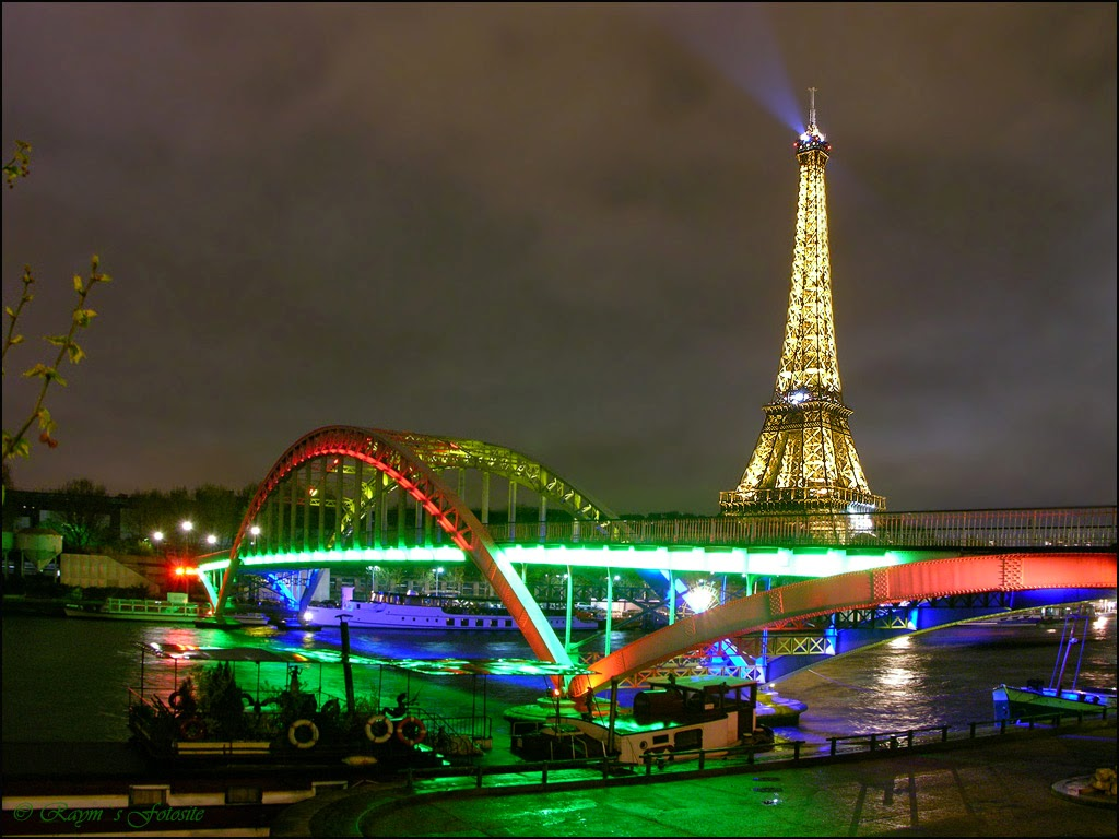 Paris City Some Beautiful Full HD Wallpapers