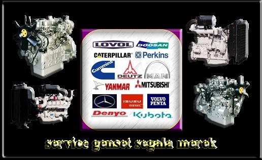 melayani service engine diesel segala merek