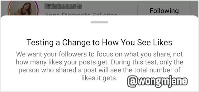 """Instagram potrebbe nascondere il contatore dei """"Mi Piace"""""""