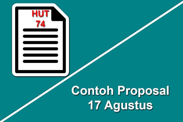 proposal 17 agustus
