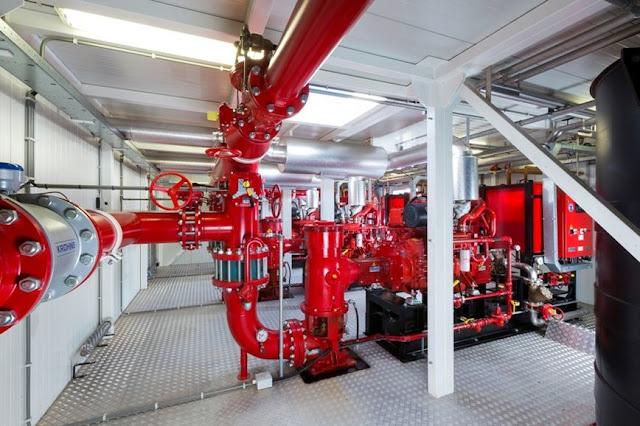 Phòng cháy chữa cháy dự án Kim Long Ocean Thuận Phước