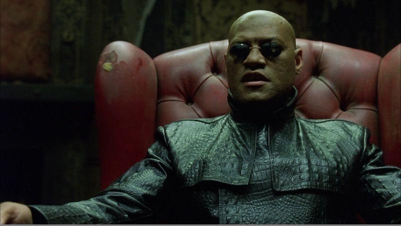 Matrix 4: Laurence Fishburne explains