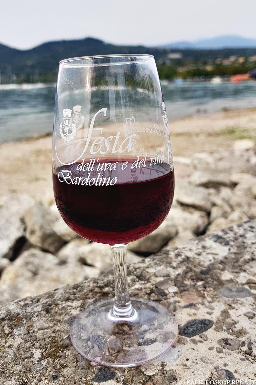 Festa del vino w Bardolino
