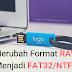 4 Cara Mengubah Format Flashdisk RAW Menjadi FAT32/NTFS