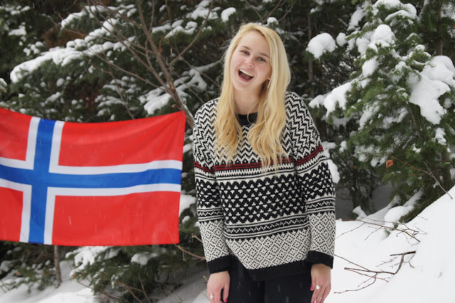 Josie the Alaskan is moving to Norway