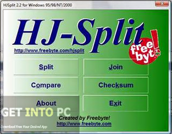 Hjsplit Mac Download