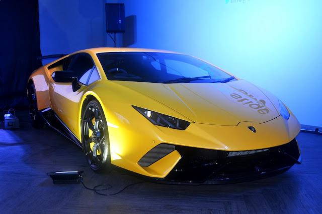 Harga Lamborghini Performante Indonesia