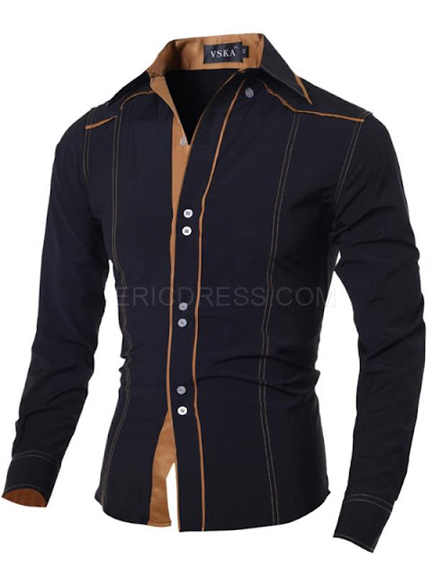 Camisa Ericdress