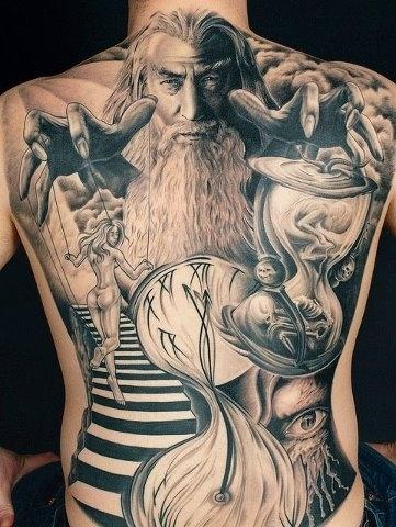 Gandalf, o Puppet Master