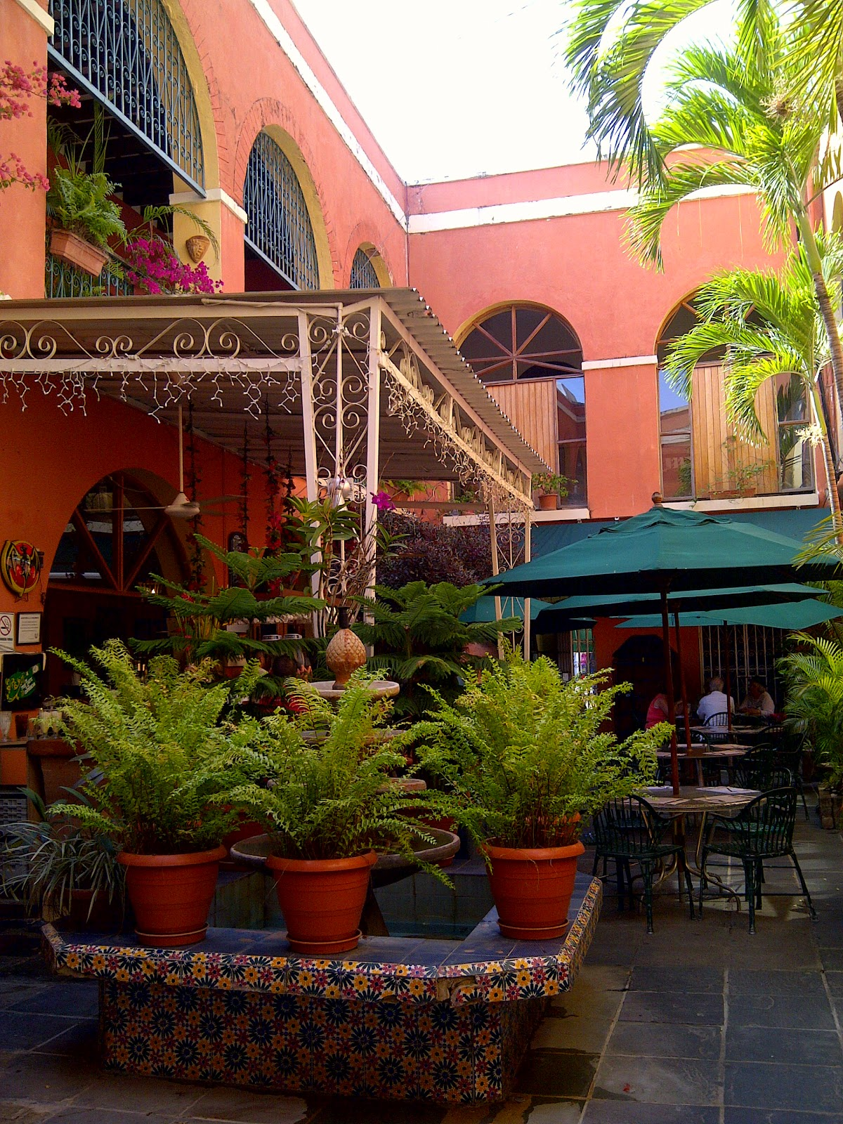 bluebird restaurant reviews: barrachina restaurant san juan, puerto rico