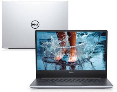 Foto de Notebook Dell i14-7472-d10s Intel Core i5 8250U