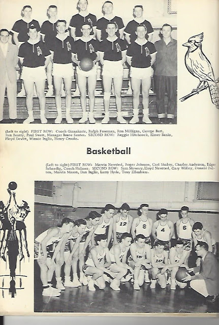 Basketball--In Short Shorts