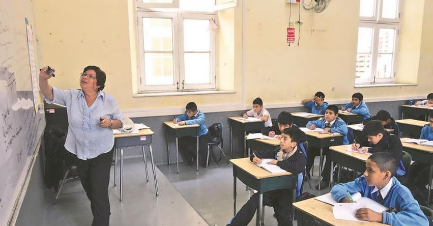 Mañana Lunes 12 vuelven a clases más de 6 millones de escolares