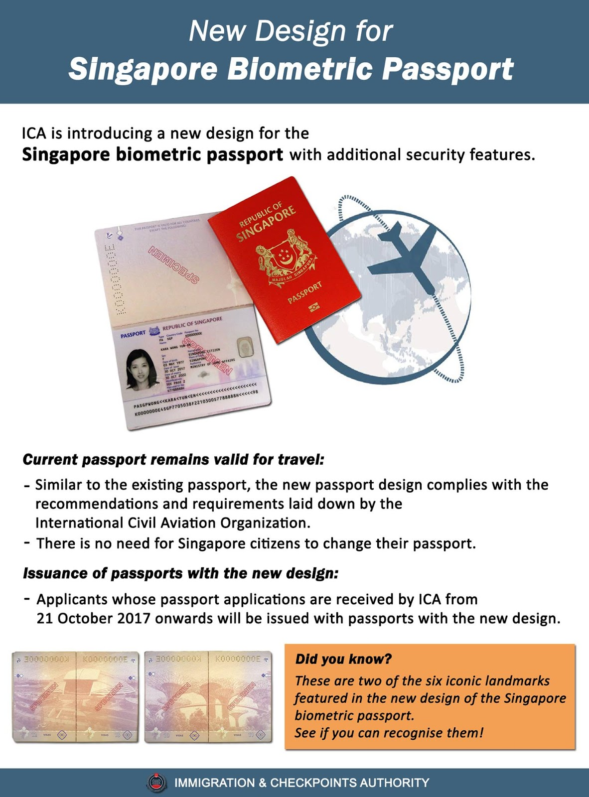 If Only Singaporeans Stopped to Think: Singapore Passport is