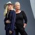 FOTOS: Lady Gaga y Jamie Lee Curtis en el set de sesión para 'Variety'