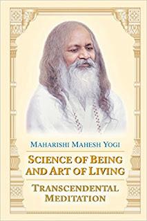 Maharishi Mahesh yogi transcendental meditation book