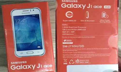 Samsung Galaxy J1 Ace Mobile