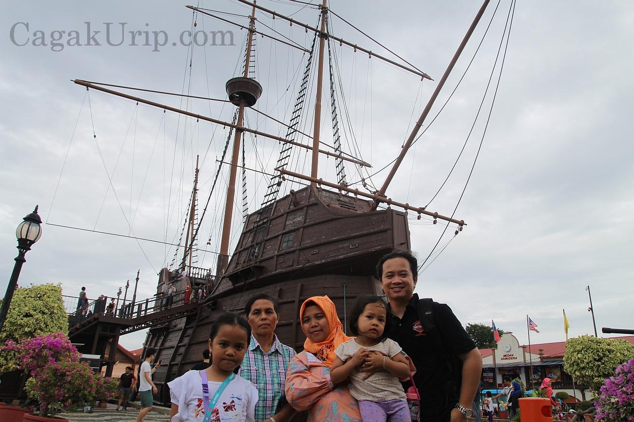 Museum Samudera, Melaka