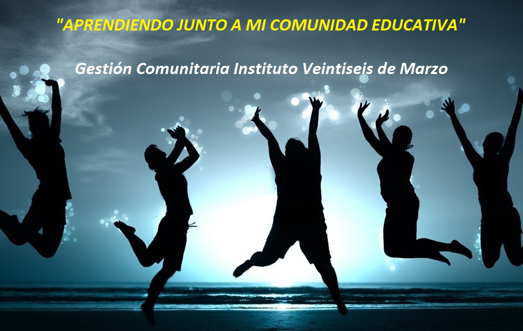 COMUNIDAD EDUCATIVA INSTITUTO VEINTISÉIS DE MARZO