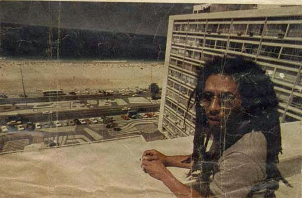 Bob Marley visitou o Brasil em 1980