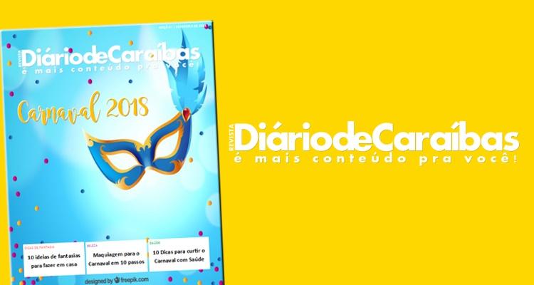 Revista Diário de Caraíbas, Edição 1
