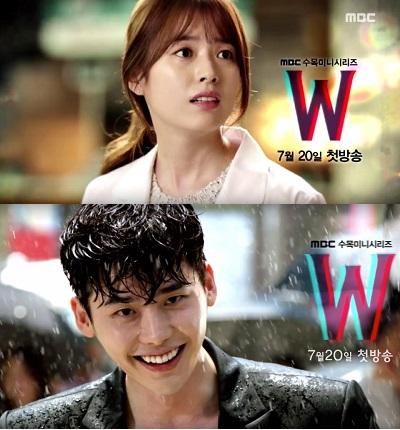 W - Two Worlds Kore Konusu ve Oyuncuları