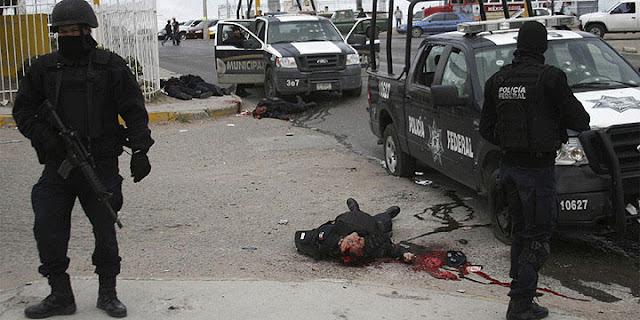 Mexico Guerra de Narcos: Crimen Organizado