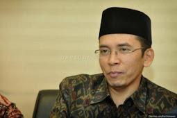 Jika Tidak Jadi Cawapres Jokowi, TGB: Enggak Masalah