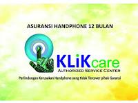 Asuransi Handphone KLIK CARE